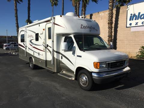 2006 Ford E-450 for sale at Inland Auto Exchange in Norco CA