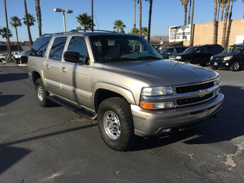 2001 Chevrolet Suburban for sale in Norco, CA