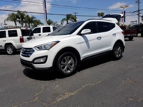 2014 Hyundai Santa Fe Sport for sale at Inland Auto Exchange in Norco CA