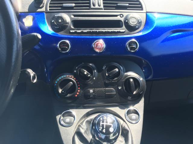 2012 FIAT 500 for sale at Inland Auto Exchange in Norco CA