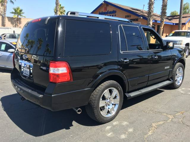 2007 Ford Expedition for sale at Inland Auto Exchange in Norco CA