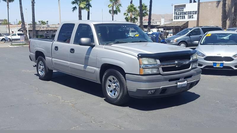 2005 Chevrolet Silverado 1500 for sale at Inland Auto Exchange in Norco CA