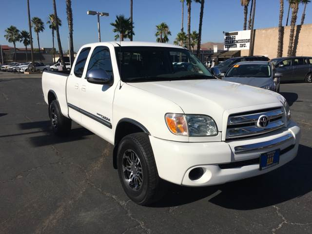 2006 Toyota Tundra for sale at Inland Auto Exchange in Norco CA