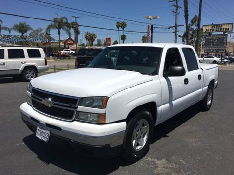 2006 Chevrolet Silverado 1500 for sale at Inland Auto Exchange in Norco CA