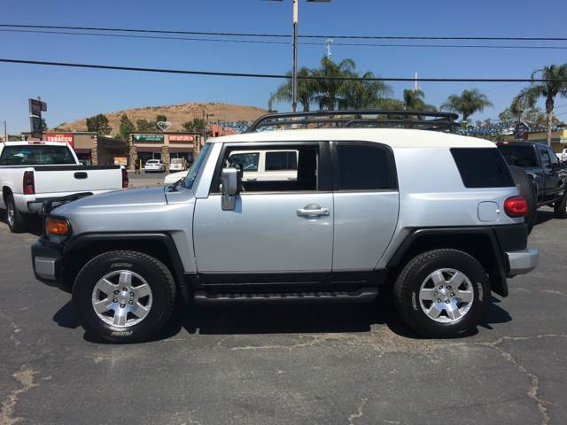 2007 Toyota FJ Cruiser for sale at Inland Auto Exchange in Norco CA