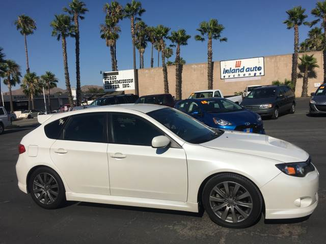 2009 Subaru Impreza for sale at Inland Auto Exchange in Norco CA