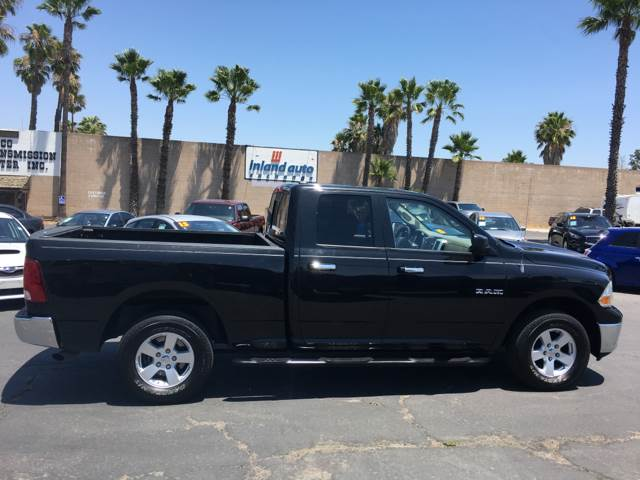 2009 Dodge Ram Pickup 1500 for sale at Inland Auto Exchange in Norco CA
