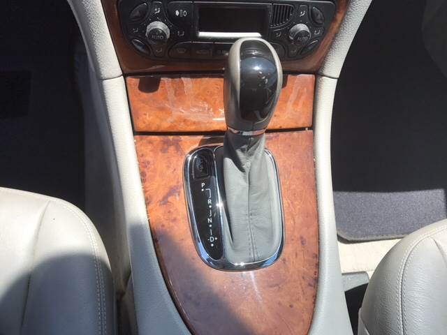 2004 Mercedes-Benz CLK for sale at Inland Auto Exchange in Norco CA
