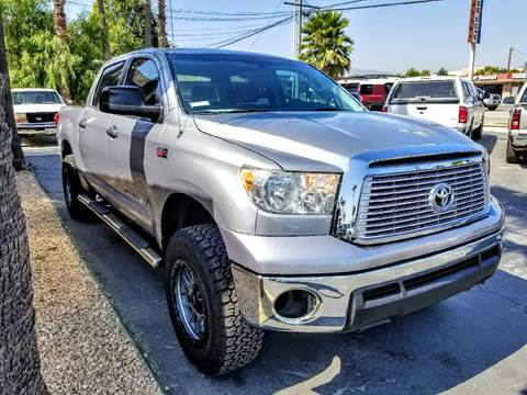 2011 Toyota Tundra for sale at Inland Auto Exchange in Norco CA
