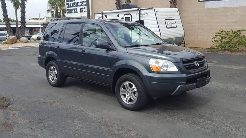 2004 Honda Pilot for sale at Inland Auto Exchange in Norco CA