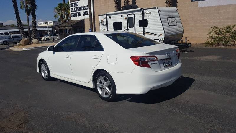 2014 Toyota Camry for sale at Inland Auto Exchange in Norco CA