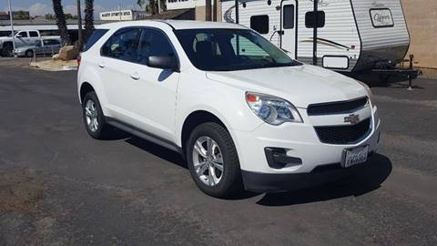 2012 Chevrolet Equinox for sale at Inland Auto Exchange in Norco CA