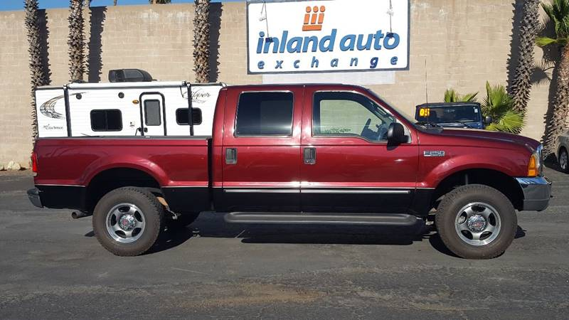 2000 Ford F-250 Super Duty for sale at Inland Auto Exchange in Norco CA