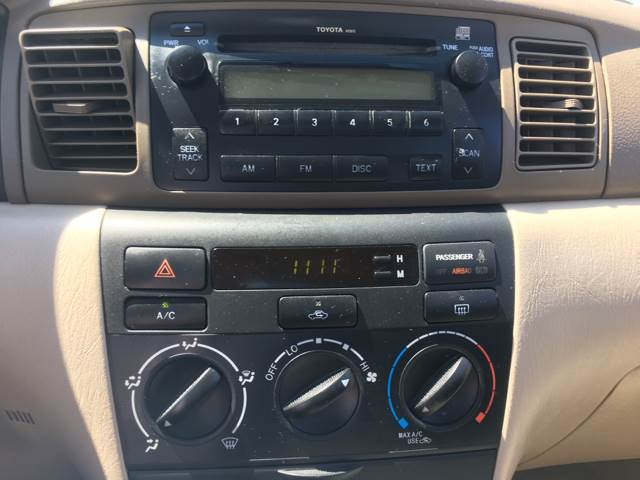 2007 Toyota Corolla for sale at Inland Auto Exchange in Norco CA
