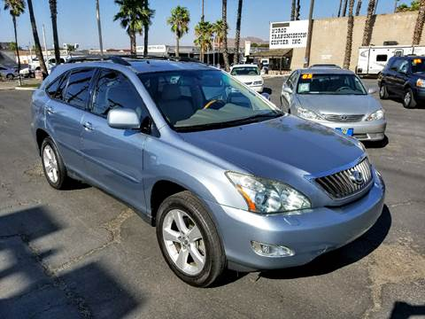 2008 Lexus RX 350 for sale at Inland Auto Exchange in Norco CA