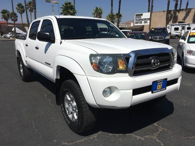 2010 Toyota Tacoma for sale at Inland Auto Exchange in Norco CA