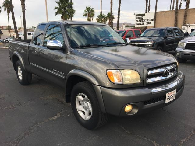 2003 Toyota Tundra for sale at Inland Auto Exchange in Norco CA