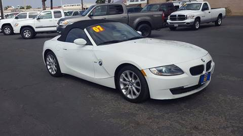 2007 BMW Z4 for sale at Inland Auto Exchange in Norco CA