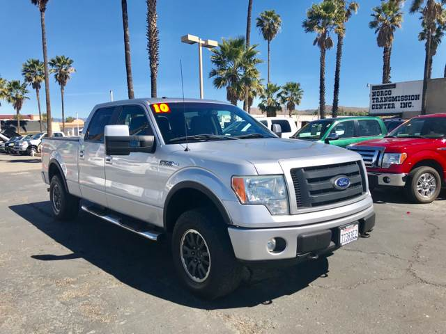 2010 ford f-150 xlt in norco ca - inland auto exchange