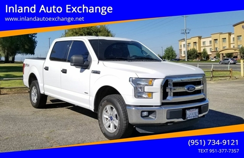 2016 Ford F-150 for sale in Norco, CA
