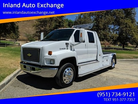 2008 Chevrolet C7500 for sale in Norco, CA