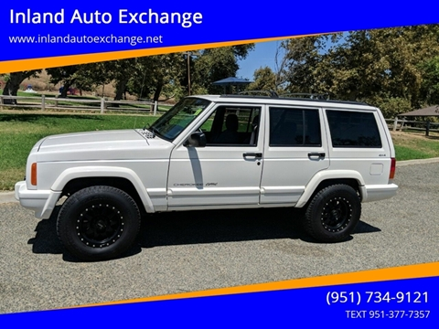 1998 Jeep Cherokee for sale in Norco, CA