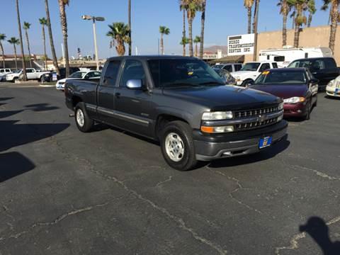 2001 Chevrolet Silverado 1500 for sale at Inland Auto Exchange in Norco CA