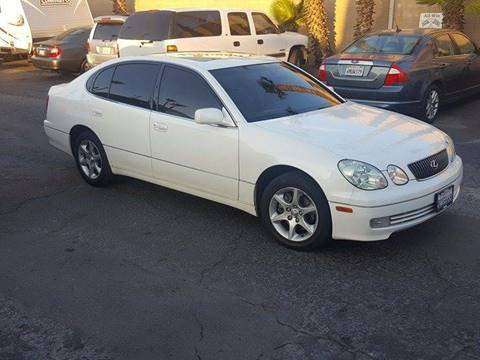 2003 Lexus GS 300 for sale at Inland Auto Exchange in Norco CA