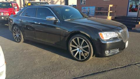 2011 Chrysler 300 for sale at Inland Auto Exchange in Norco CA