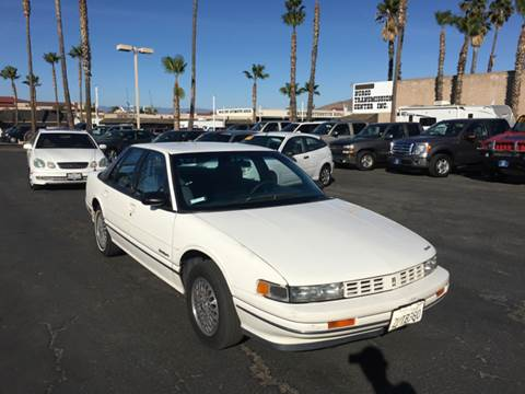1990 Oldsmobile Cutlass Supreme for sale at Inland Auto Exchange in Norco CA
