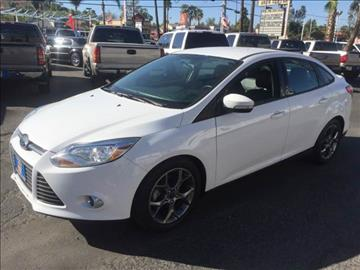 2014 Ford Focus for sale at Inland Auto Exchange in Norco CA