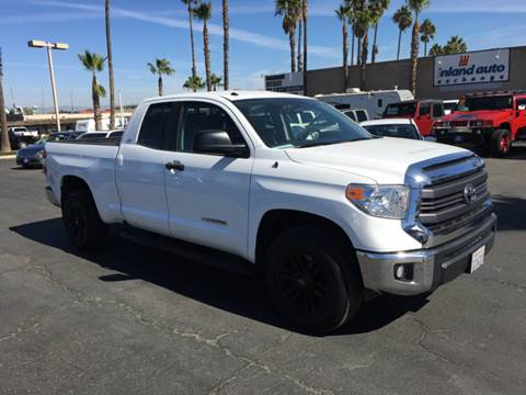 2015 Toyota Tundra for sale at Inland Auto Exchange in Norco CA