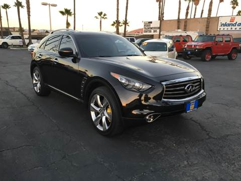 2012 Infiniti FX50 for sale in Norco, CA
