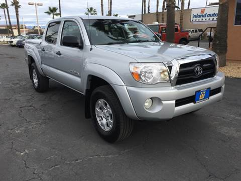 2008 Toyota Tacoma for sale at Inland Auto Exchange in Norco CA