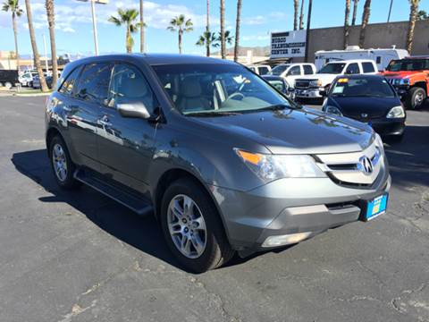 2009 Acura MDX for sale at Inland Auto Exchange in Norco CA
