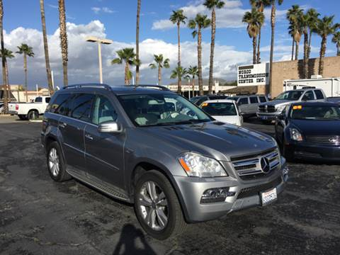 2011 Mercedes-Benz GL-Class for sale at Inland Auto Exchange in Norco CA