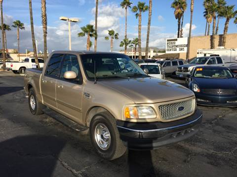 2001 Ford F-150 for sale at Inland Auto Exchange in Norco CA