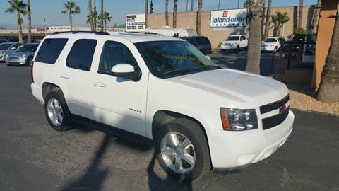 2007 Chevrolet Tahoe for sale at Inland Auto Exchange in Norco CA