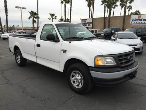 2002 Ford F-150 for sale at Inland Auto Exchange in Norco CA