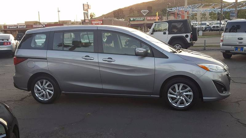 2015 Mazda MAZDA5 for sale at Inland Auto Exchange in Norco CA