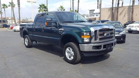 2010 Ford F-250 Super Duty for sale at Inland Auto Exchange in Norco CA