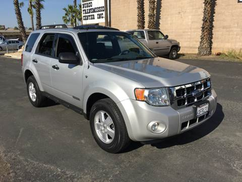 2008 Ford Escape for sale at Inland Auto Exchange in Norco CA
