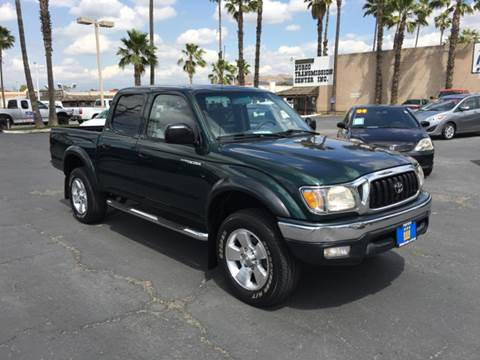 2001 Toyota Tacoma for sale at Inland Auto Exchange in Norco CA
