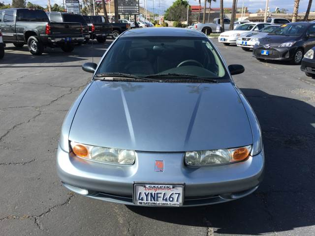 2002 Saturn S-Series for sale at Inland Auto Exchange in Norco CA