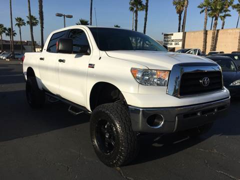 2007 Toyota Tundra for sale at Inland Auto Exchange in Norco CA