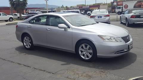 2009 Lexus ES 350 for sale at Inland Auto Exchange in Norco CA