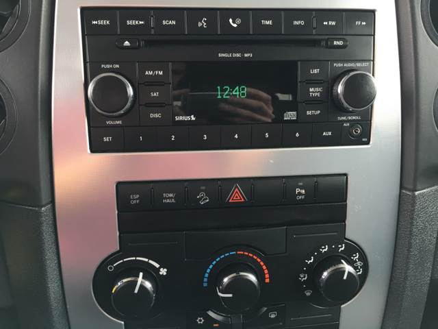 2008 Jeep Commander for sale at Inland Auto Exchange in Norco CA