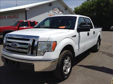 2010 Ford F-150 for sale in Cambridge, MN