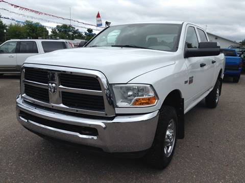 2012 RAM Ram Pickup 2500 for sale in Cambridge, MN