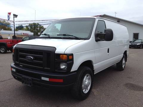 2008 Ford E-Series Cargo for sale in Cambridge, MN